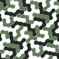Seamless textile pattern Royalty Free Stock Photos