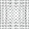 Seamless textile quilt pattern in white and grey colors Royalty Free Stock Photos