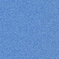 Seamless texture of blue denim diagonal hem. Royalty Free Stock Photo