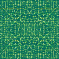 seamless texture of computer circuit board or electronic environment Royalty Free Stock Photo
