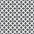 Seamless texture with fleur-de-lis Stock Photos