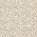 Seamless texture with floral ornament Royalty Free Stock Photo