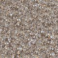 Seamless texture of fragment mixed soil with gravel macadam pieces coquina and glass Royalty Free Stock Photography