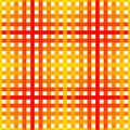 Seamless texture. Geometric vector yellow, orange and red color checkered pattern Abstract background design for wallpaper polygra