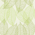Seamless texture of leaves Royalty Free Stock Photo