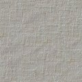 Seamless texture of linen textile surface tileable dirty white natural Royalty Free Stock Photos