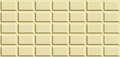 Seamless texture with white chocolate bar.
