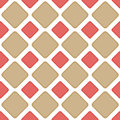 Seamless tile brick diamonds backgound pattern Royalty Free Stock Photo