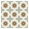 Seamless tile pattern background - vector Royalty Free Stock Photography