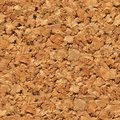 seamless brown cork texture background Royalty Free Stock Photo