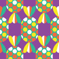 Seamless Toffee pattern icon  color background, Candy Vector, Candy Pattern, Toffee Vector, Toffee Pattern Royalty Free Stock Photo