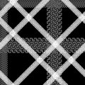 Seamless from traces pattern of tires can be repeated and scaled in any size Royalty Free Stock Image