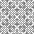 Seamless transparent lacy pattern. Royalty Free Stock Photo