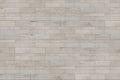 Seamless travertine stone facade texture