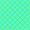 Seamless turkish pattern Stock Images
