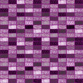 Seamless vecor pattern, repeat dcorative background with rectangles Royalty Free Stock Photo