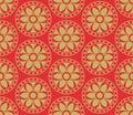 Seamless vector korean pattern