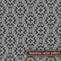 Seamless vector pattern the image Stock Photo