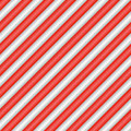 Seamless vector square candy pattern with diagonal lines. Royalty Free Stock Photo