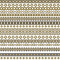 Seamless vector texture. Geometric pattern