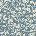 Seamless Victorian Pattern