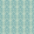 Blue Victorian Wallpaper Pattern Royalty Free Stock Photo