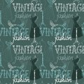 Seamless vintage background retro dummy design Stock Image