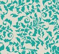 Seamless vintage floral pattern background for design Stock Photos