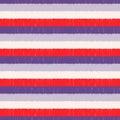 Seamless vivid color horizontal stripes pattern Royalty Free Stock Photo