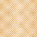 Seamless waffle background vector illustration of a Royalty Free Stock Image