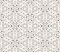 Seamless wallpaper with floral ornament Stock Photo