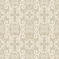 Seamless wallpaper pattern Royalty Free Stock Photos