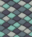 Seamless wallpaper pattern. Royalty Free Stock Photography