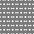 Seamless wallpaper pattern. Modern stylish texture Royalty Free Stock Photo