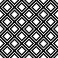 Seamless wallpaper pattern. Modern stylish texture. Geometric background Royalty Free Stock Photo