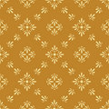 Seamless Wallpaper Tile Design Abstract Illustrati Royalty Free Stock Photography