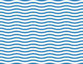 Seamless wave background in the sea