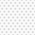 Seamless wavy pattern with dots. Royalty Free Stock Photo
