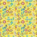 Seamless web pattern Royalty Free Stock Image