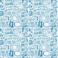 Seamless web pattern Royalty Free Stock Photos
