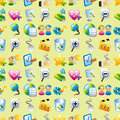 Seamless web pattern Royalty Free Stock Photography