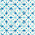 Seamless winter abstract background with snowflakes for textiles interior design for book design website Stock Images