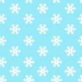 Seamless winter background with snow. Royalty Free Stock Photography