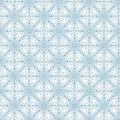 Seamless Winter Snow Flakes Background Pattern Royalty Free Stock Photo