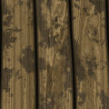Seamless Wood BackGround [04] Stock Photo