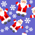 Seamless xmas  ornament 116 Royalty Free Stock Photos