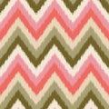 Seamless zig zag geometric pattern textured Royalty Free Stock Photos