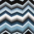 Seamless zigzag pattern Stock Images