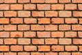 Seamlessly repeat old brick wall (repeatable both Royalty Free Stock Image