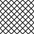 Seamlessly repeatable grid mesh pattern simple lattice grilla grillage texture vector eps vector illustration Stock Photos
